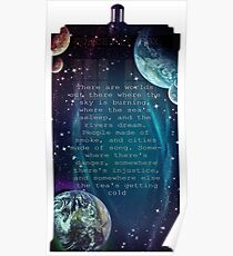 There are worlds out there Poster