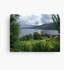 Loch Ness, Scotland Canvas Print