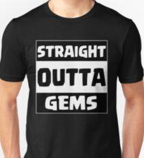 COC Outta Gems Unisex T-Shirt