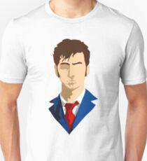 Doctor Who David Tennant 10 Unisex T-Shirt