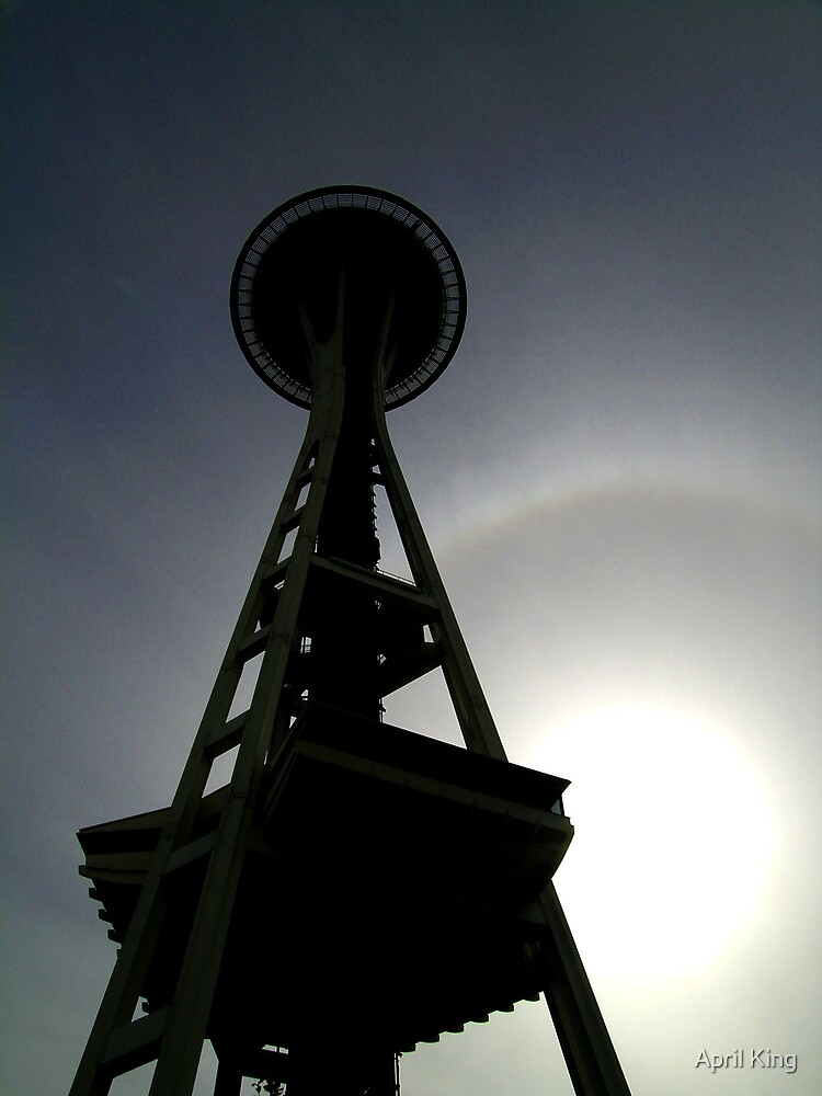 Space Needle by April King