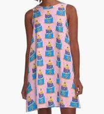 #HugsForNoah 5th Birthday A-line Dress Pale Pink A-Line Dress