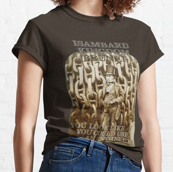 You Look Like You Could Use An Engineer Classic T-Shirt