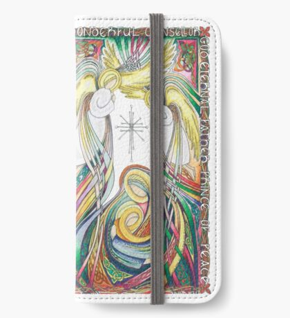 Prince of Peace iPhone Wallet