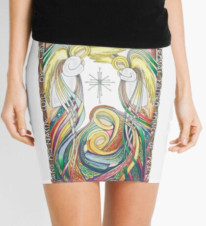 Prince of Peace Mini Skirt
