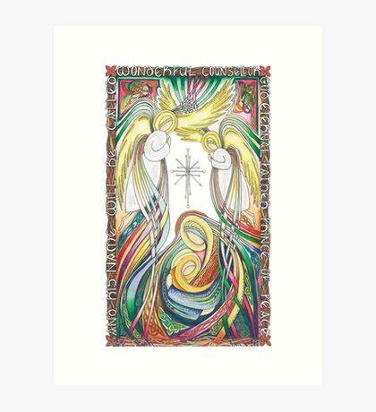 Prince of Peace Art Print