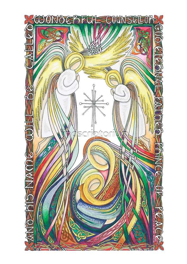 Prince of Peace by lindscriptorium