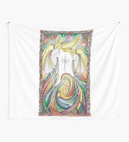 Prince of Peace Wall Tapestry