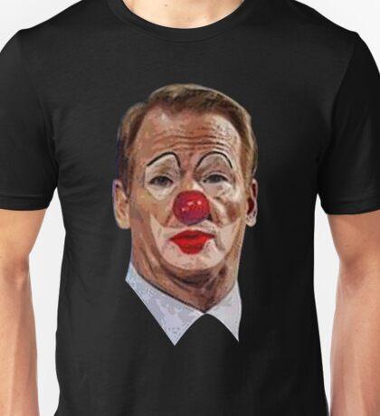 Matt Patricia wear Roger Goodell Clown t shirt Unisex T-Shirt