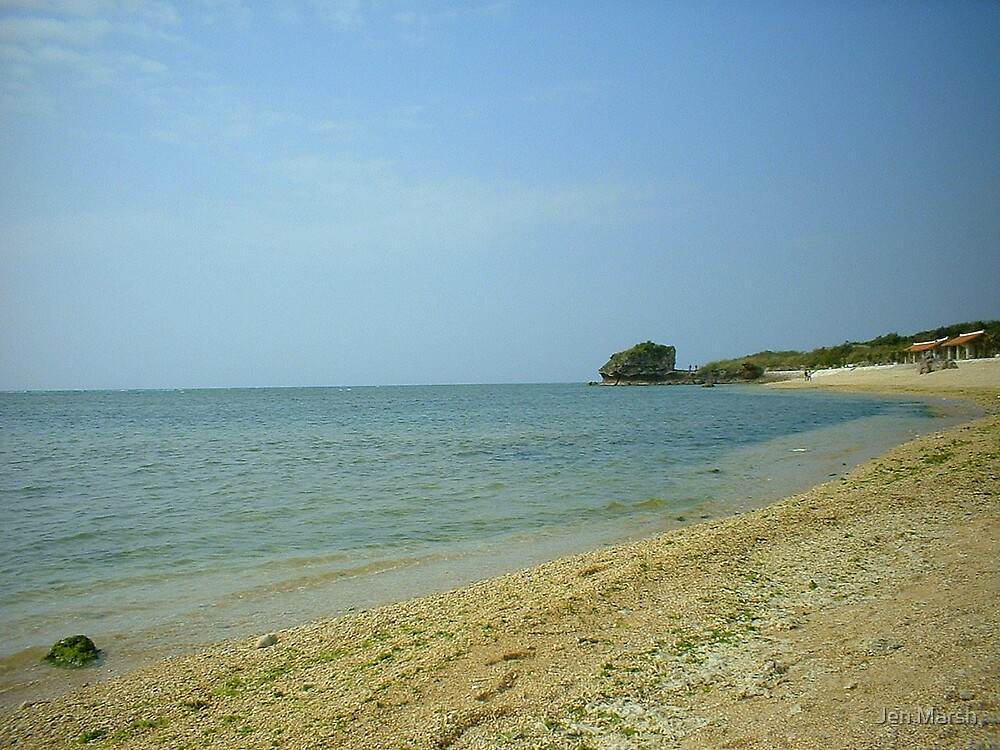 Up The Okinawan Coast by Jen Marsh