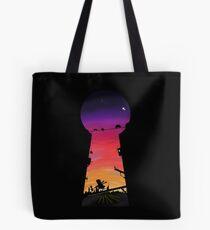 Lock Tote Bag