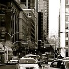 Vancouver Streets by CAnn