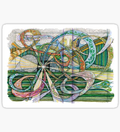 Resurrection Sticker