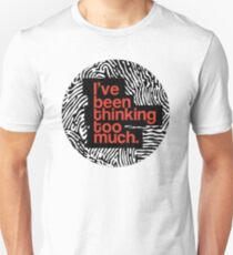 Twentyone Pilots : I've been thinking too much T-Shirt