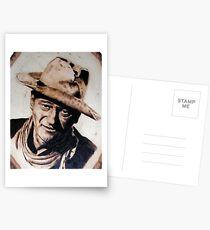Postales John Wayne 1