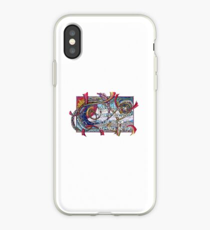 Send Us Out iPhone Case