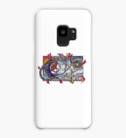 Send Us Out Case/Skin for Samsung Galaxy