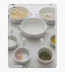 Recipe iPad Case/Skin