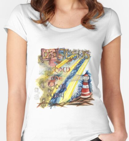 Show Me Women's Fitted Scoop T-Shirt