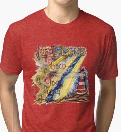 Show Me Tri-blend T-Shirt