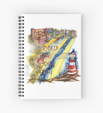 Show Me Spiral Notebook
