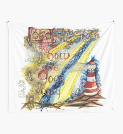 Show Me Wall Tapestry