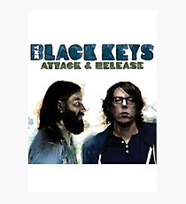 ARINESCOBAR48 The Black Keys Photographic Print
