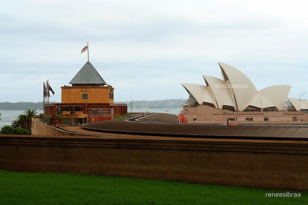 Sydney Oprah House by reneesibraa