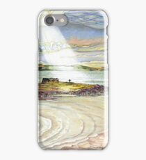 St. Cuthbert's Island, Holy Island iPhone Case/Skin