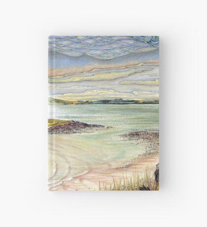St. Cuthbert's Island, Holy Island Hardcover Journal