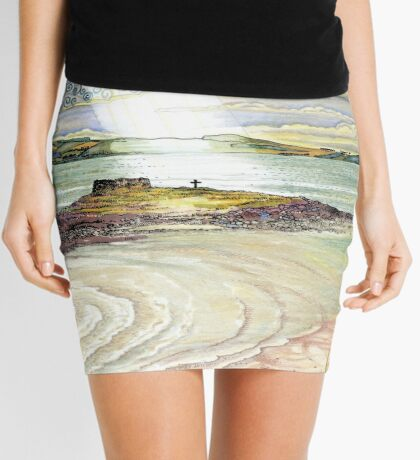 St. Cuthbert's Island, Holy Island Mini Skirt