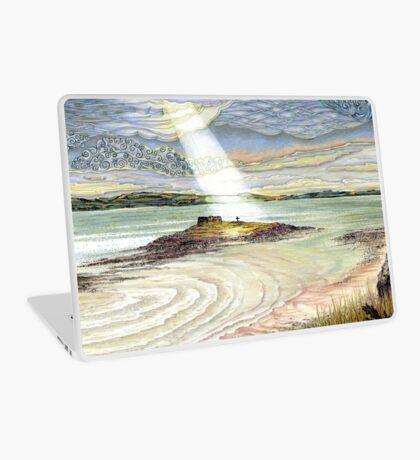 St. Cuthbert's Island, Holy Island Laptop Skin