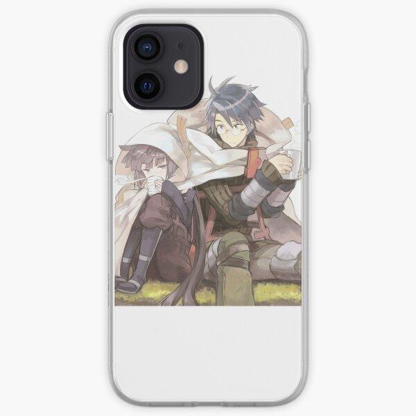 Log horizon iPhone Soft Case