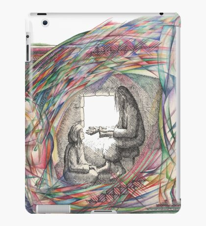 Stillpoint iPad Case/Skin