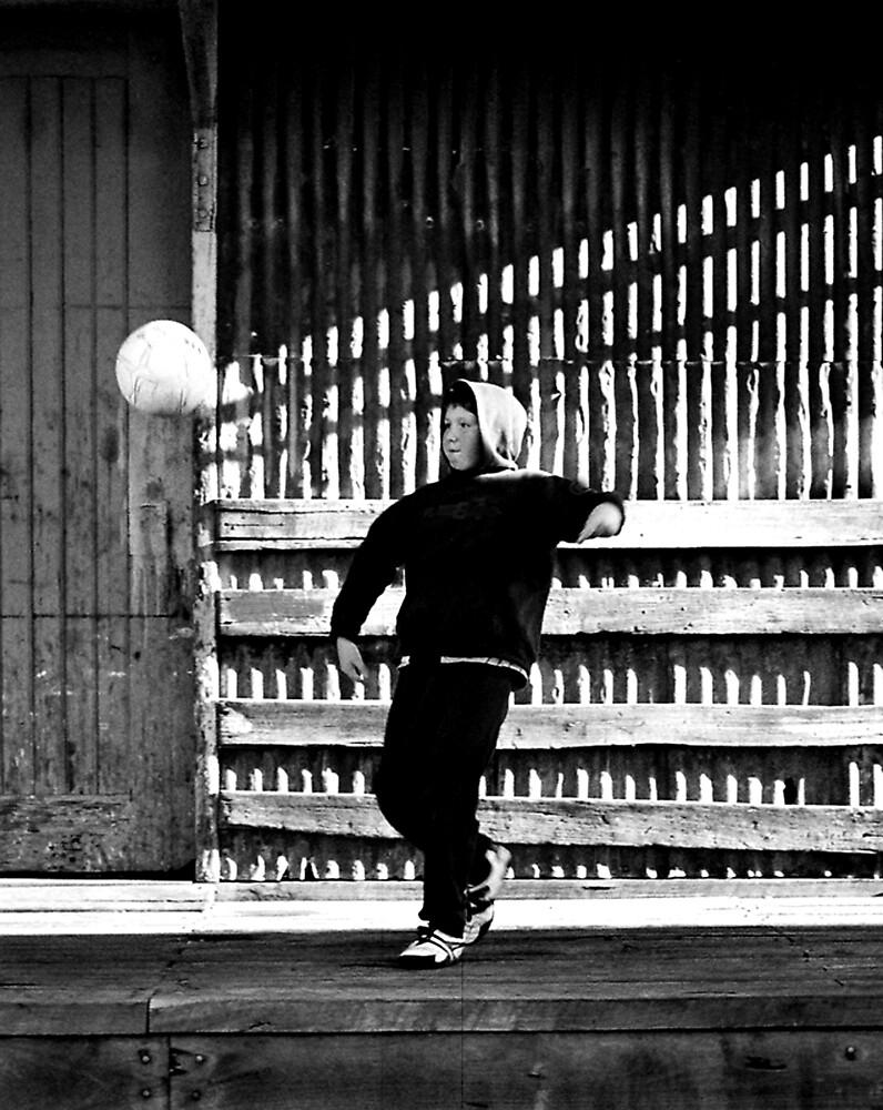 Soccer Kid by Bruce  Watson