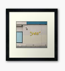 Singapore telephone company Framed Print