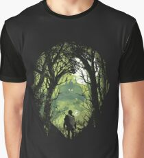 The Legend of Zelda - Wood Graphic T-Shirt