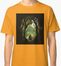 The Legend of Zelda - Wood Classic T-Shirt