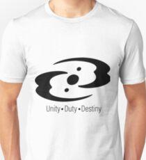 The Three Virtues Unisex T-Shirt