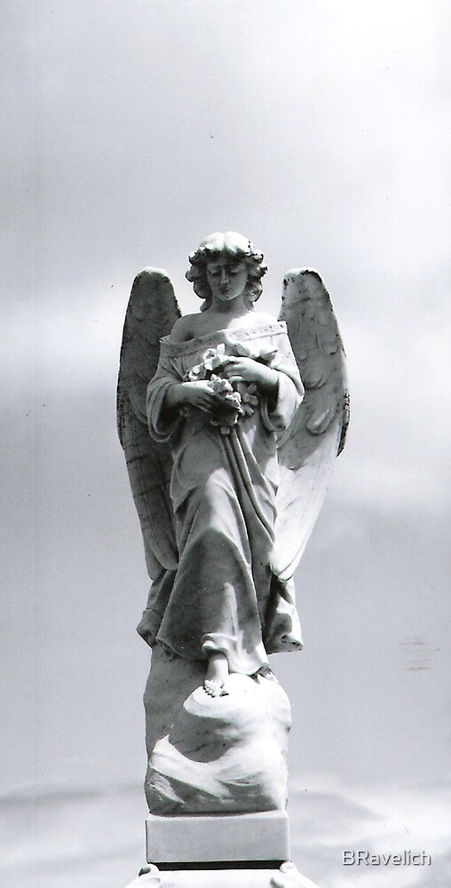 Angel In The Sky by BRavelich