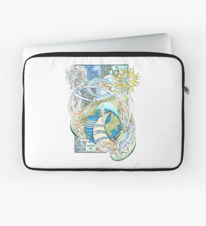 The Lord Will Watch Over You Laptop Sleeve