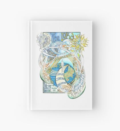 The Lord Will Watch Over You Hardcover Journal