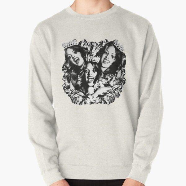 """I'M MISS WORLD, SOMEBODY KILL ME....""  Pullover Sweatshirt"