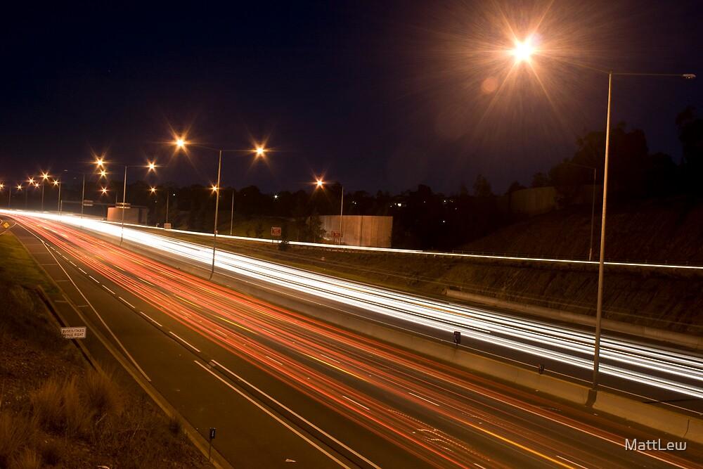 Eastern Freeway by MattLew