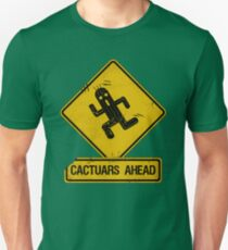 Dangers on the Road T-Shirt