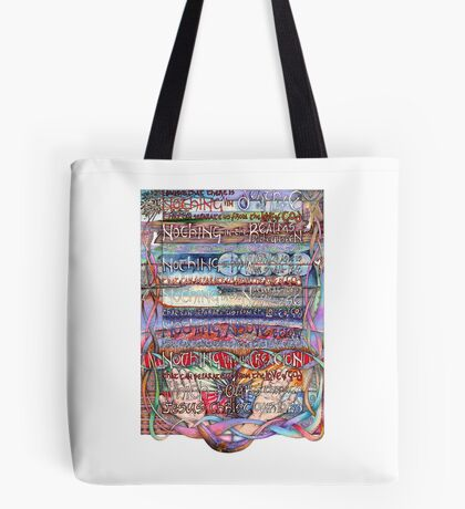 Nothing Can Separate Tote Bag