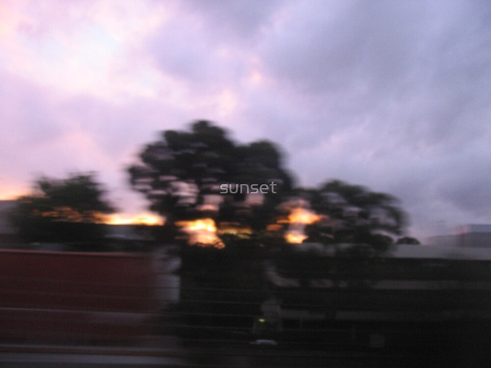 travel photo 2 by sunset