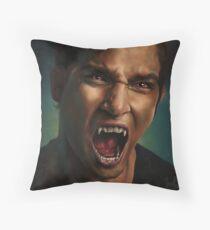 Scott McCall Throw Pillow