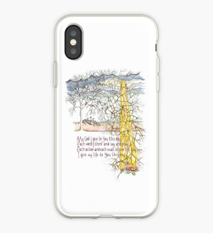 To You This Day iPhone Case