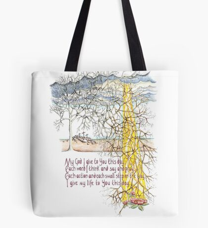 To You This Day Tote Bag